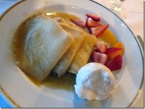 crepes suzette michels