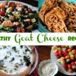 healthy goat cheese recipes