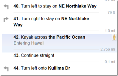 kayak across pacific ocean
