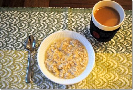 paleo oatmeal