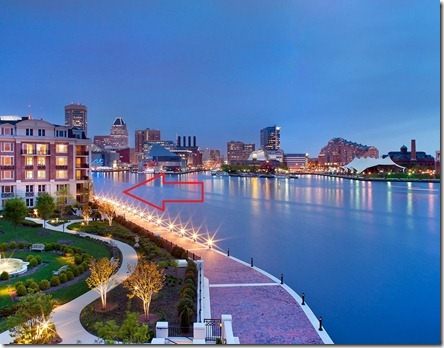 ritz carlton residences baltimore