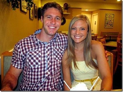 ryan and julie at sweetberries