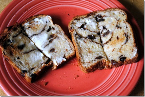 Nature's Own Cinnamon Raisin  Bread