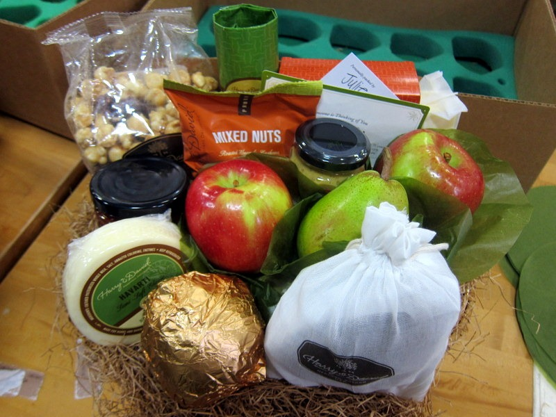 Harry And David Birthday Gift Baskets : Harry david gift baskets peanut butter fingers