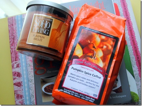 pumpkin spice candle 002