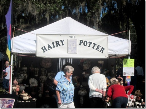 the hairy potter