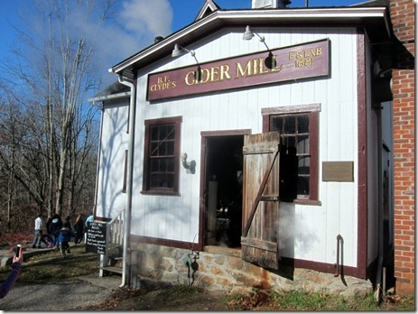 Cider Mill Mystic Connecticut
