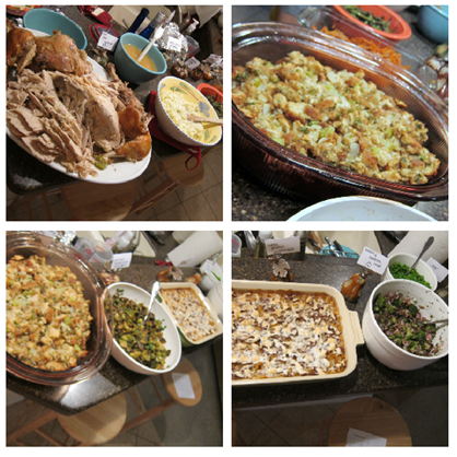Friendsgiving Food