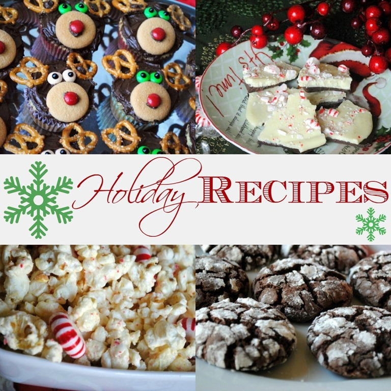 holiday recipes recipe roundup christmas fun peppermint calls anything simply chocolate december
