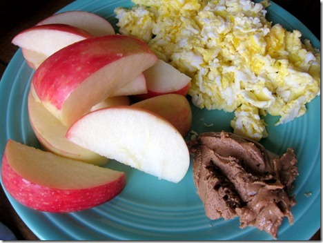 Honeycrisp Apple with Almond Butter