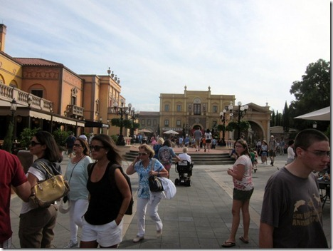 Italty Epcot