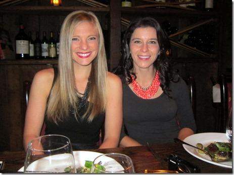 Julie and Tina Bloggers