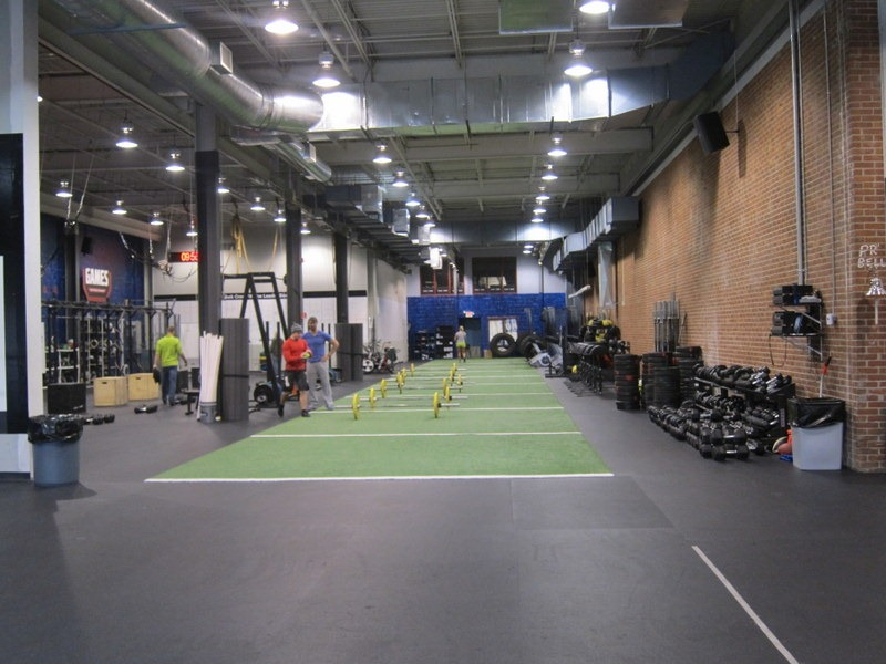 reebok crossfit one address