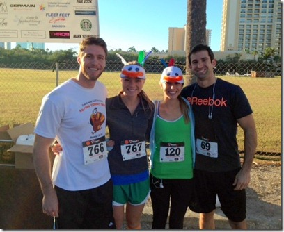 Sarasota Turkey Trot