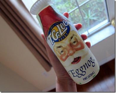 TGLee Eggnog