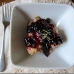 Thai Turkey Meatballs with Blueberry Jam