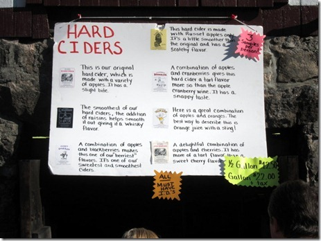 hard cider mystic ct