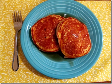 pancakes with sweet potato butter 017