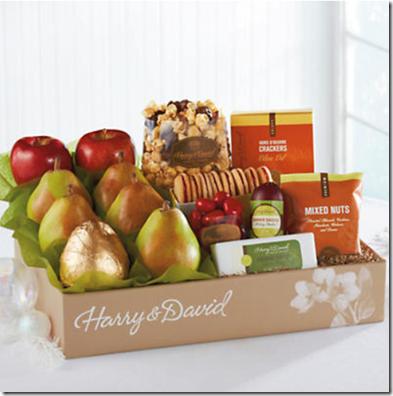 Harry & David Gift Basket Giveaway