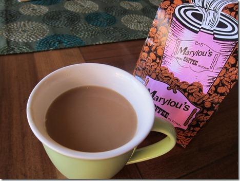 Marylou's Eggnog Coffee