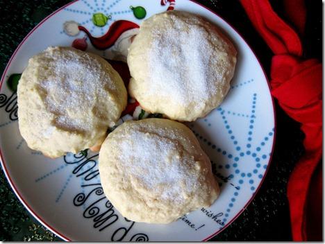 Mimi's Giant Sugar Cookies