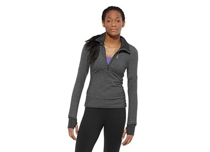Reebok CrossFit gray jacket