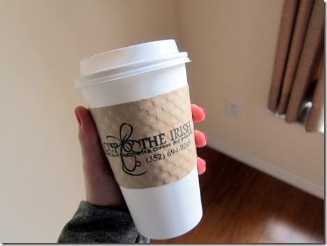 cup o' the irish ocala
