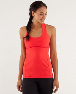 lululemon scoop neck tanktop