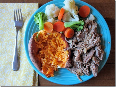 Carnitas Crock Pot