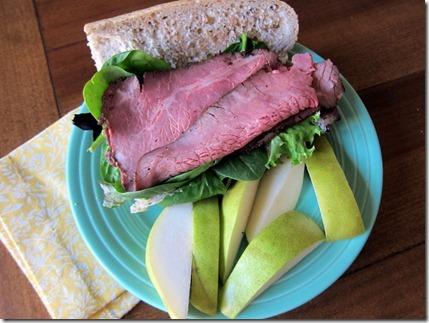 roast beef subs