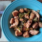 soy sauce and honey stir fry