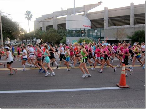 women's half marathon st. pete florida