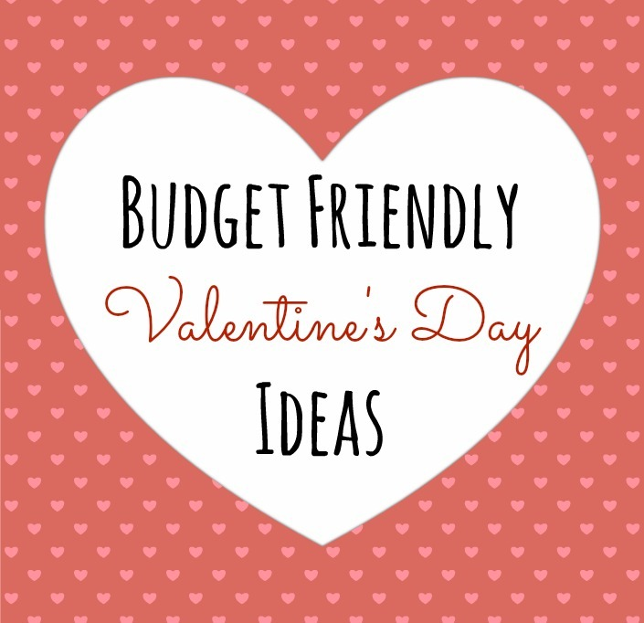 Budget Friendly Valentine's Day Ideas | Peanut Butter Fingers