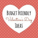 Budget Friendly Valentine