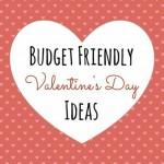 Budget Friendly Valentine