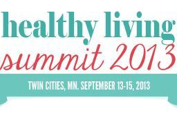 Healthy Living Summit 2013
