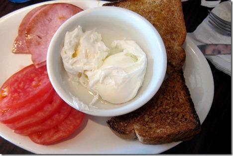 Lighthouse Cafe breakfast