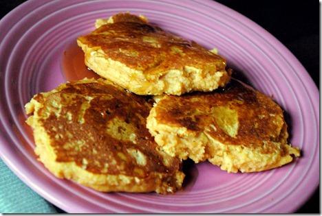 almond flour pancakes 012
