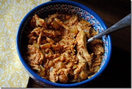 chicken tikka masala crock pot