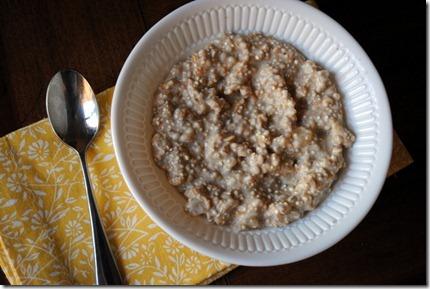 overnight oats quinoa barley
