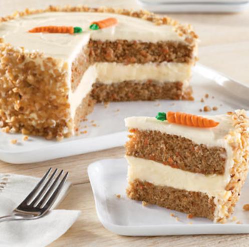 Carrot Cake Pregnancy