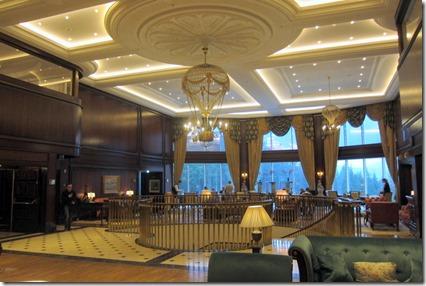 Ireland Ritz Carlton lobby