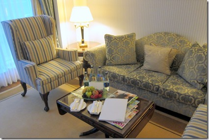 Ritz Carlton Ireland Room