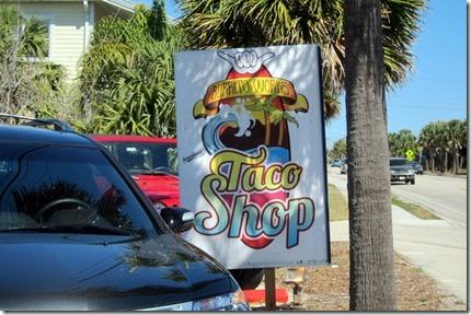 Taco Shop St. Augustine