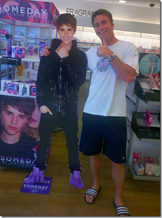 ryan and the biebs