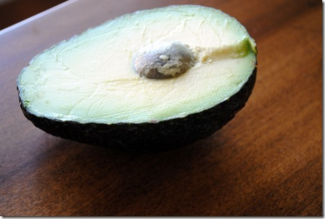 small pit avocado