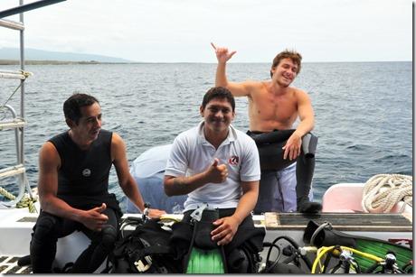 Scuba Iguana Galapagos
