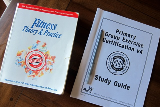 Afaa group exercise crunch time peanut butter fingers afaa group exercise study guide fandeluxe Image collections