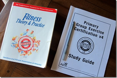 AFAA Group Exercise Study Guide