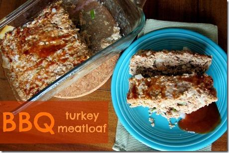Barbeque Turkey Meatloaf